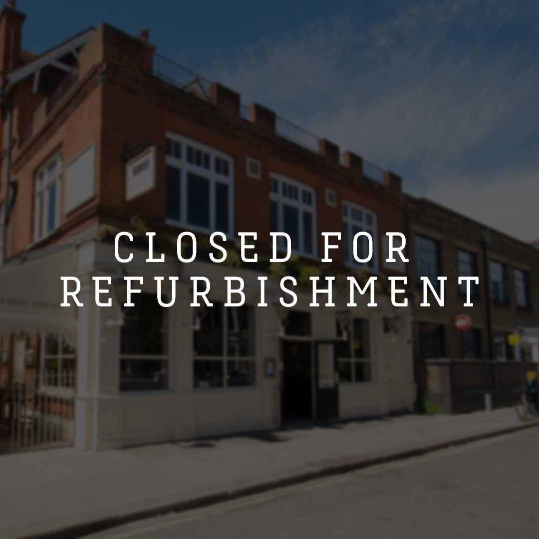Close For Refurbishment The Crabtree Riverside Public House